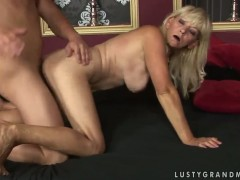 Irene has a great time fucking with hot bang buddy