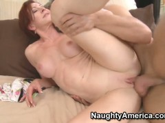 With giant boobs and trimmed pussy cant wait to be hammered by her hot Danny Wylde
